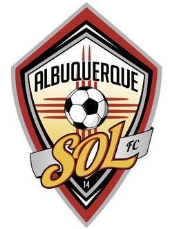 Albuquerque Sol FC Logo