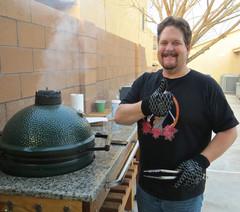 Kirk Muncrief - founder of AlbuKirky Seasonings