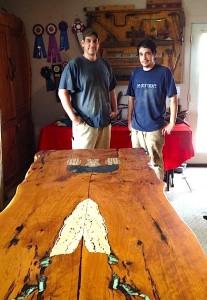 Aaron & Daniel Sanchez