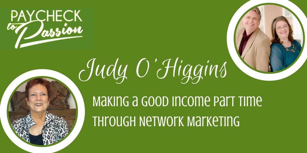 Judy O'Higgins Interview
