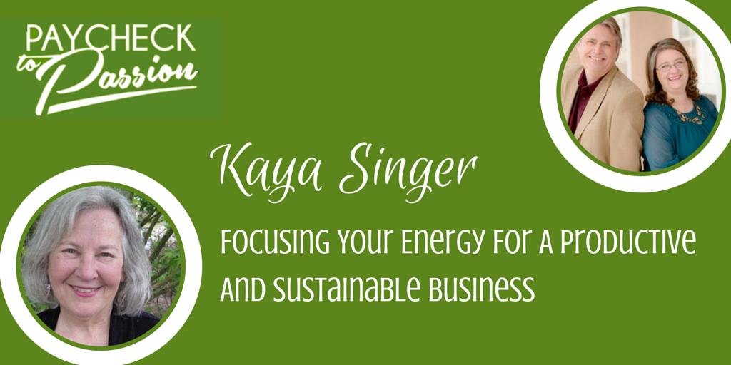 Kaya Singer Interview