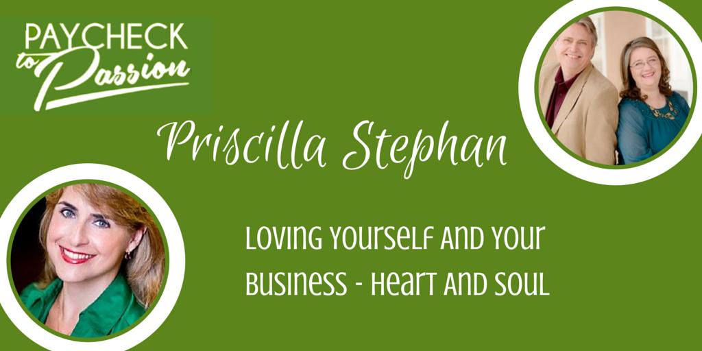Priscilla Stephan interview